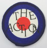 The Action - 'Name' Printed Patch